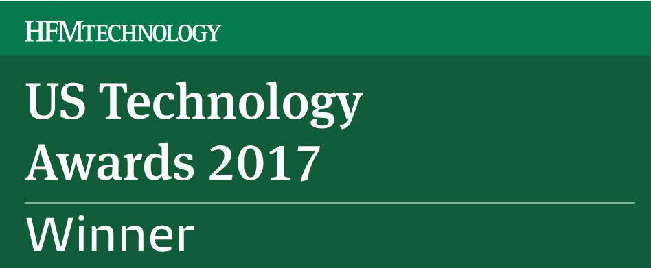 DarcMatter Best Fintech Solution HFM Awards 2017