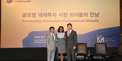 DarcMatter Alternatives Conference 2017 South Korea