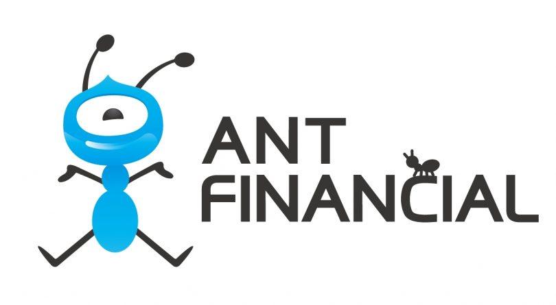 DarcMatter - Ant Financial Logo